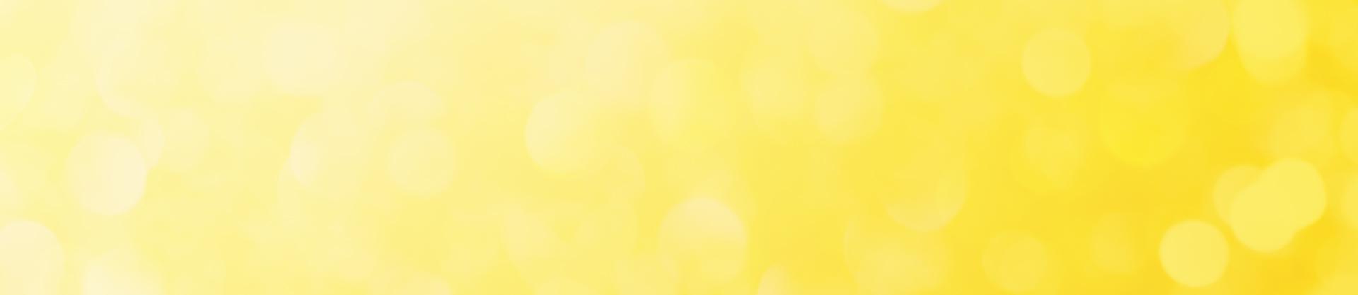 Decorative yellow banner